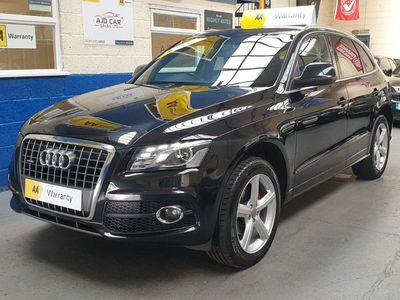 used Audi Q5 TDI QUATTRO S LINE *APPLY FOR FINANCE ON OUR WEBSITE* 2.0 5dr