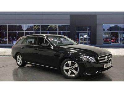 used Mercedes E220 E-ClassSE 5dr 9G-Tronic Diesel Estate 2.0