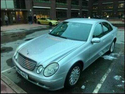 used Mercedes E270 E Class 2.7CDI Elegance 4dr