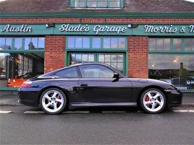 used Porsche 911 Carrera 4S TIPTRONIC S Coupe 2003