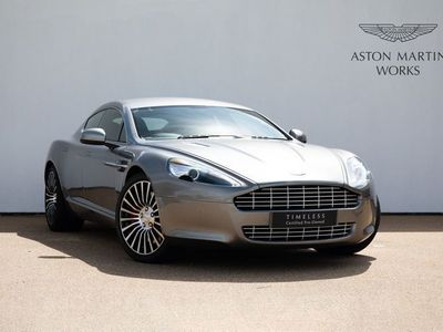 used Aston Martin Rapide Coupe 6.0 4dr