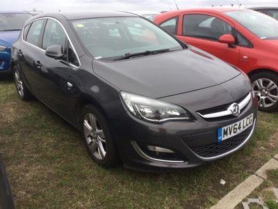 used Vauxhall Astra 1.6 CDTi 16V ecoFLEX 136 SRi 5dr