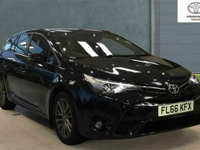 used Toyota Avensis 2.0 D-4D Business Edition Touring Sports (s/s) 5dr
