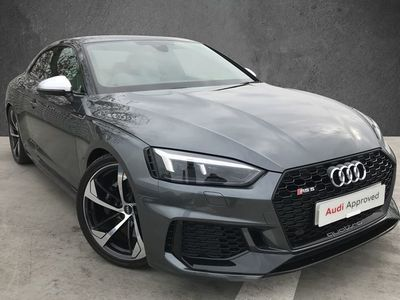 used Audi RS5 RS5 Coupe 2.9 TFSI quattro 450 PS tiptronic Automaticcoupe