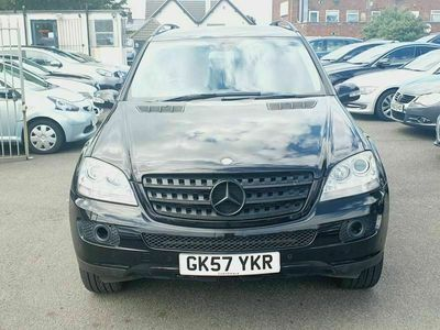 used Mercedes ML280 M Class 3.0CDI S 7G-Tronic 5dr