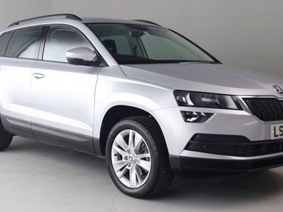 used Skoda Karoq SUV 1.5 TSI (150ps) SE Technology ACT DSG