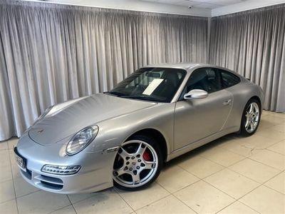 used Porsche 911 Carrera 3.8 2 TIPTRONIC S 2d 355 BHP