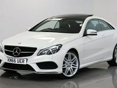 used Mercedes E350 E-Class CoupeAMG Line Edition 2d 9G-Tronic