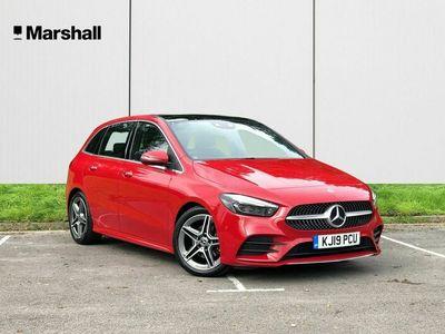 used Mercedes B200 B-ClassAMG Line Premium Plus 5dr Auto