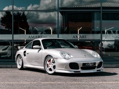 used Porsche 911 3.6 TURBO 2DR
