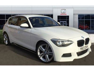 used BMW 120 1 Series d M Sport 5dr