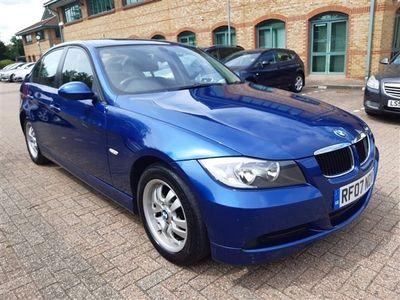 used BMW 320 3 Series 2.0 d ES 4dr
