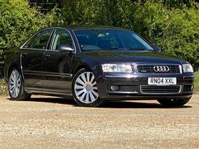 used Audi A8 4.0 TDI quattro 4dr