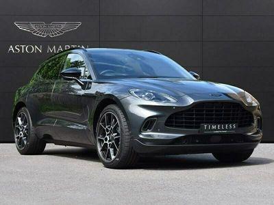 used Aston Martin DBX V8 550 PS 9 SPEED AUTO 4.0 5dr