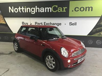 used Mini ONE Hatch One 1.6SEVEN 3d 89 BHP ***Low Mileage***