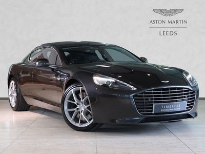 used Aston Martin Rapide S V12 4dr Touchtronic Auto
