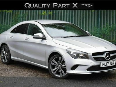 used Mercedes CLA180 CLA 1.6Sport Coupe 4d 7G-DCT