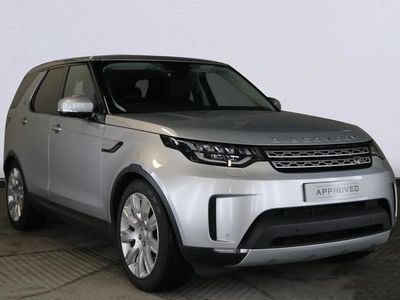 used Land Rover Discovery 3.0 Td6 Hse Luxury 5Dr Auto