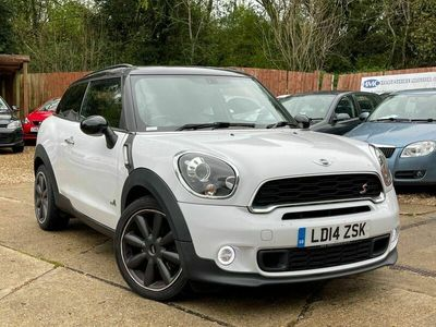 used Mini Cooper S Paceman 1.6 ALL4 3dr