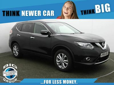 used Nissan X-Trail DCI ACENTA for sale   Big Motoring World