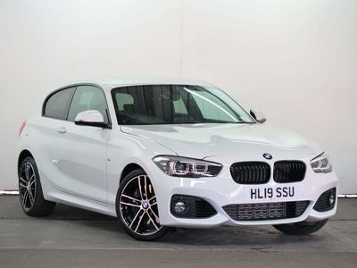 used BMW 118 1 Series i M Sport Shadow Edition 3-door 1.5 3dr