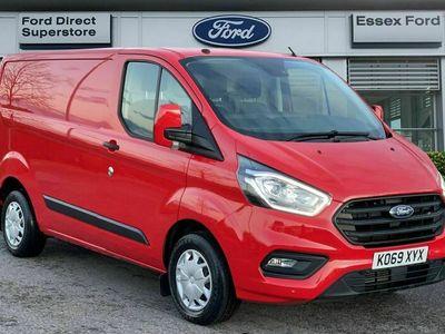 used Ford Custom Transit2.0 EcoBlue 130ps Low Roof Trend Van Van, 2020 (69)