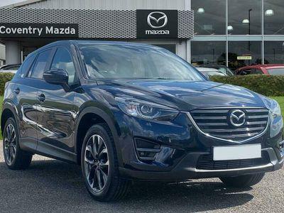used Mazda CX-5 2.2D AWD Sport Nav A/T(175ps) LS.Lth