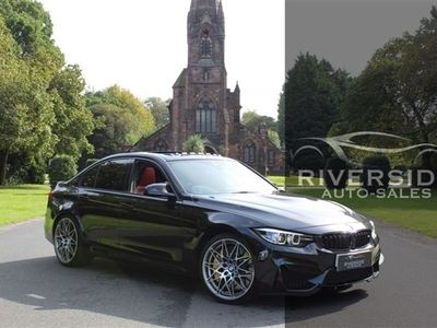 used BMW M3 M3 3.0COMPETITION PACKAGE 4d 444 BHP