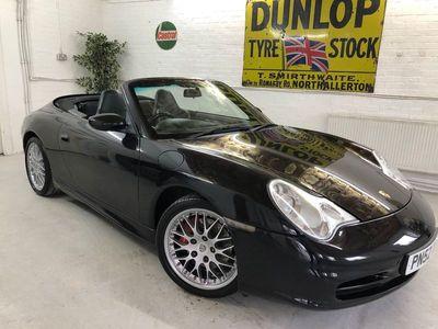 used Porsche 911 Carrera 4 Cabriolet 911 3.6 996 AWD 2dr