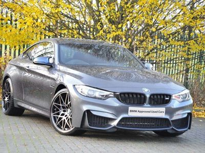used BMW M4 M4Coupe Competition Package 2018