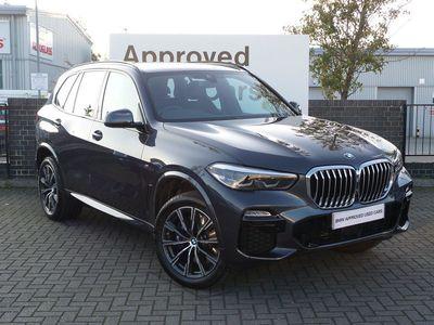used BMW X5 X5 2019xDrive30d M Sport 5dr Auto 4x4/Crossover 4x4 2019