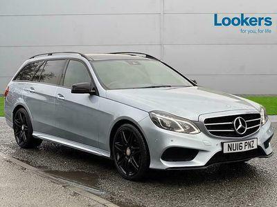 used Mercedes E350 E Class 3.0CDI BlueTEC AMG Night Edition (Premium) 9G-Tronic Plus 5dr