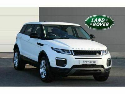 used Land Rover Range Rover evoque 2.0 eD4 SE Tech (s/s) 5dr
