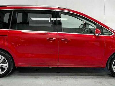 used Seat Alhambra 2.0 TDI SE Lux (184PS) DSG 5-Door MPV