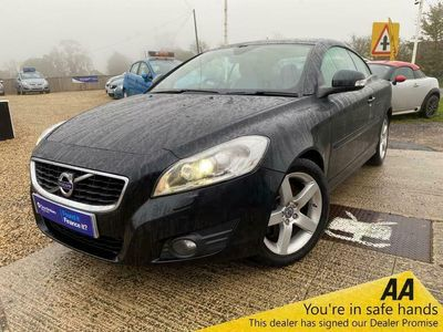 used Volvo C70 2.0d D3 SE LUX 2dr