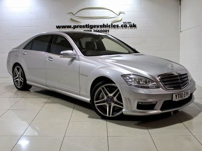 used Mercedes S65L AMG S Class4dr Auto Bi-Turbo- Incredible car throughout! 6.0