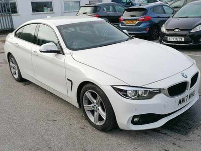 used BMW 420 4 Series d [190] SE 5dr Auto [Business Media] 2.0