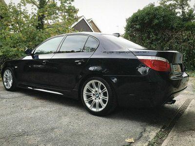 used BMW 525 5 Series 3.0 i M Sport 4dr