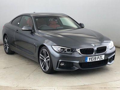 used BMW 420 4 Series I M Sport 2Dr Auto [Professional Media]