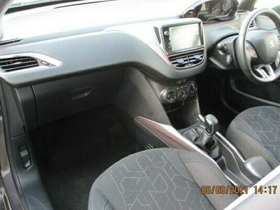 used Peugeot 2008 1.4 HDi Active 5dr