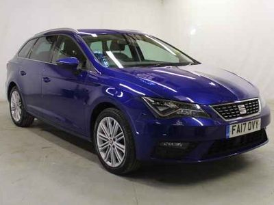 used Seat Leon 2017 Ipswich 2.0 TDI 150 Xcellence Technology 5dr