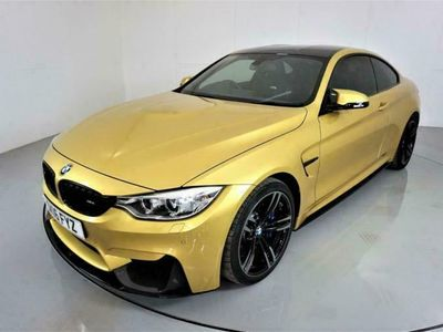 used BMW M4 M4 3.02d AUTO 426 BHP-1 OWNER CAR FROM NEW-RUNNIN coupe