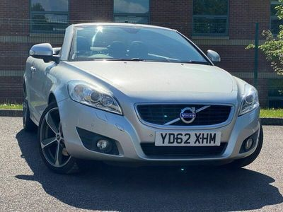 used Volvo C70 2.0 D3 SE Lux Solstice Geartronic 2dr