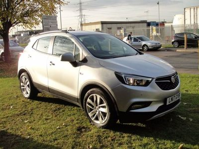 used Vauxhall Mokka 1.6 ACTIVE S/S 5d 114 BHP 5-Door