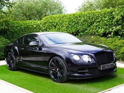 used Bentley Continental 6.0 GT 2d 567 BHP