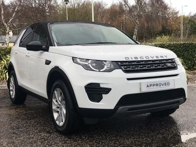 used Land Rover Discovery Sport 2.0 TD4 (180hp) SE SUV diesel sw