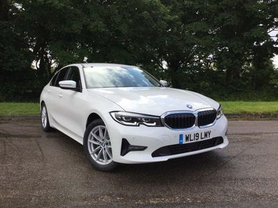 used BMW 320 3 Series D Xdrive Se 4Dr Step Auto
