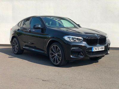 used BMW X4 xDrive30d M Sport 5dr Step Auto [Plus Pack]