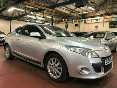 used Renault Mégane 1.5TD Expression 86 Coupe 2d