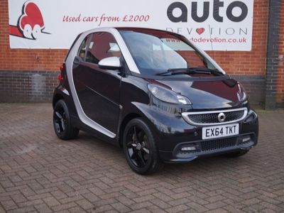 used Smart ForTwo Coupé GRANDSTYLE EDITION Semi Auto 2-Door